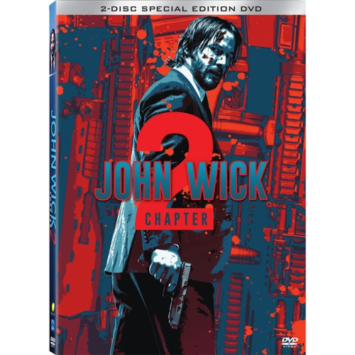 John Wick Chapter 2 2-Disc Special Edition DVD