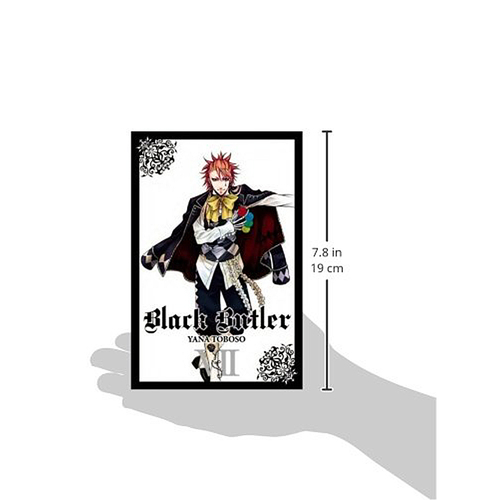 Black Butler, Volume 7
