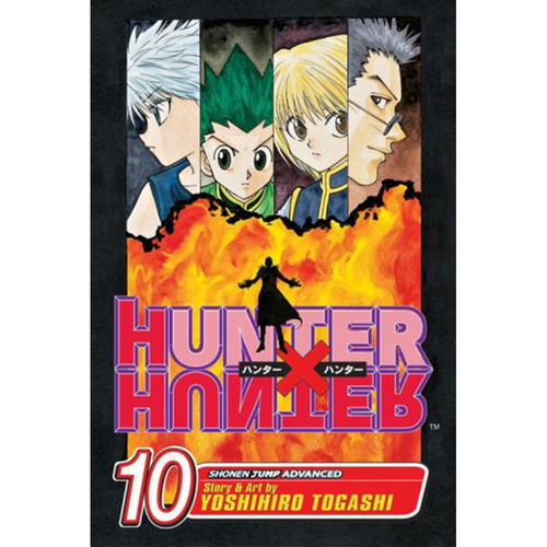 Hunter x Hunter, Volume 10