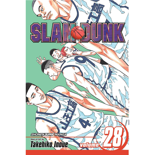Slam Dunk, Volume 28