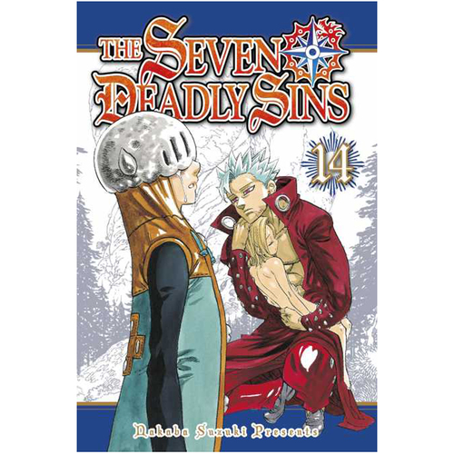 The Seven Deadly Sins, Volume 14