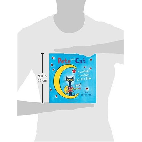Pete The Cat Twinkle Twinkle Little Star Books Mediaholics