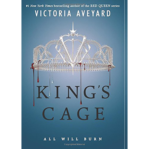 Red Queen, Book 3: King's Cage