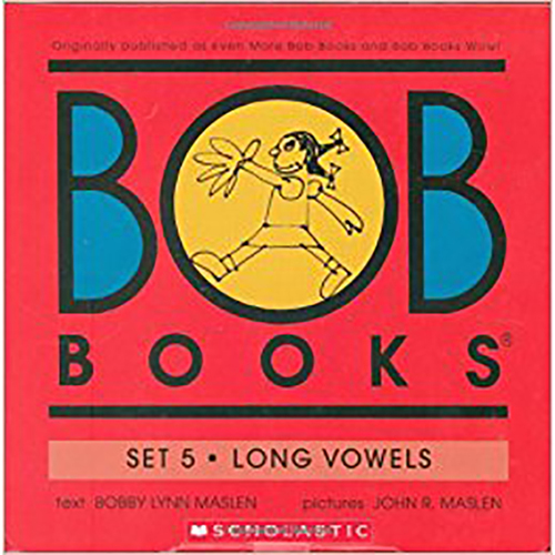 Bob Books Set 5: Long Vowels