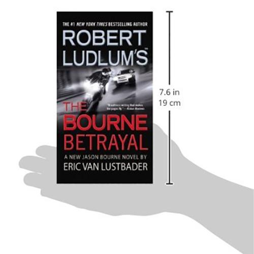 jason bourne books
