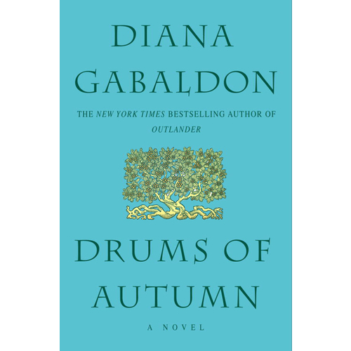 Outlander, Book 4: Drums of Autumn