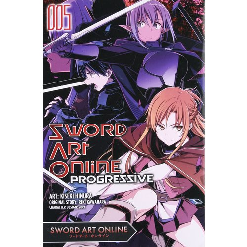 Sword Art Online Progressive, Volume 5