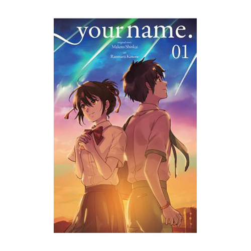 Your Name, Volume 01